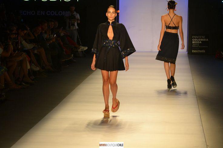 Desde una tendencia oriental a jeans con bordados en Colombiamoda Studio F http://www.revistaboutiquechile.cl/moda/articulo?id=2781