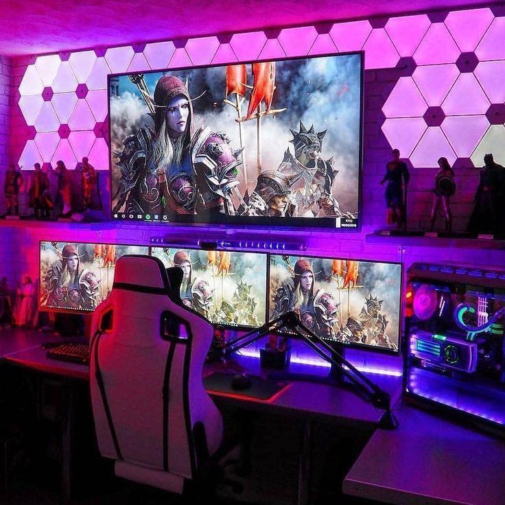 Pembe Purple Daha Fazlasi İçi̇n Gamerviewss Katdedip Beğenmeyi Unutmayın Switch Nintendo Switch Video Game Rooms Video Game Room Design Gaming Room Setup