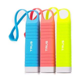 2200mAh Power Bank, Compatible with ALL Mobile Phones