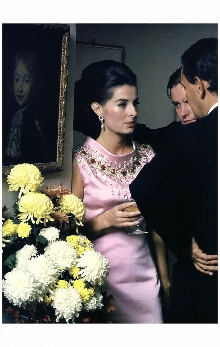 Princess Elisabeth of Yugoslavia, Mrs Howard Oxenberg