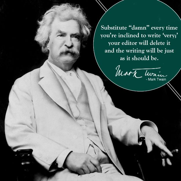 ~<3~ I had to think about this: Quotes, Book, Writing Tips, Marktwain, Writers, Mark Twain