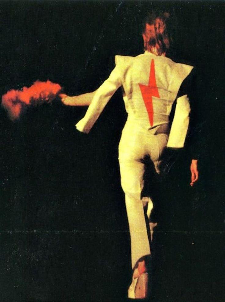 Kansai Yamamoto – The Looks of Ziggy Stardust #banditblog #the2bandits