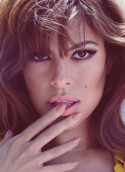 Eva Mendes by Mert & Marcus