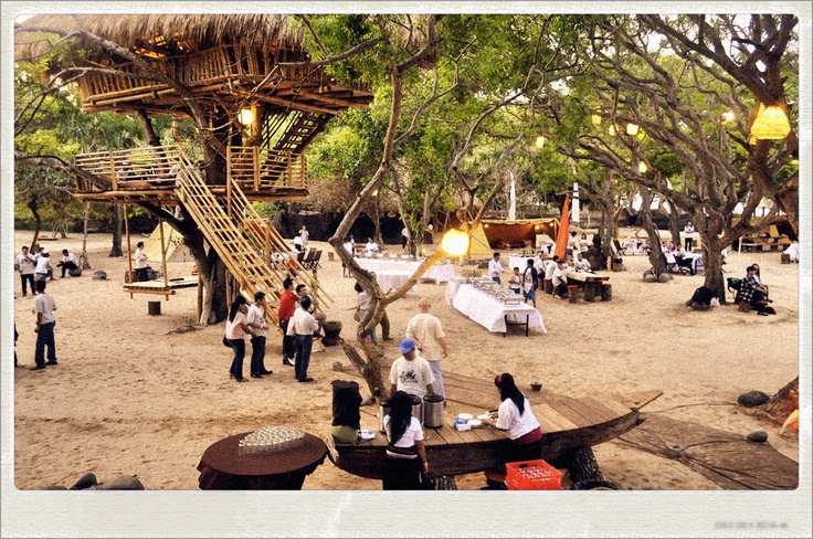 The Pirates Bay Nusa Dua - Bali Indonesia