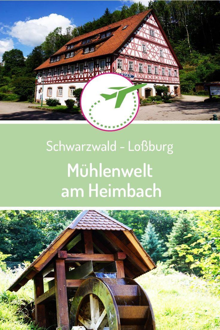 Muhlenwelt Am Heimbach Eine Kleine Wanderung Im Schwarzwald Schwarzwald Wanderung Wandern Schwarzwald
