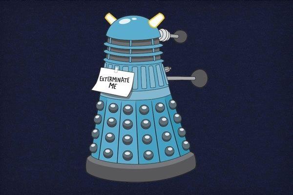 Dalek humor