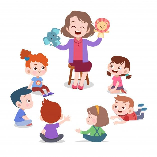 Profesor Y Alumno En Clase Vector Premiu Premium Vector Freepik Vector Escuela Dibujos Para Preescolar Imagenes Animadas De Niños Caricaturas De Niños