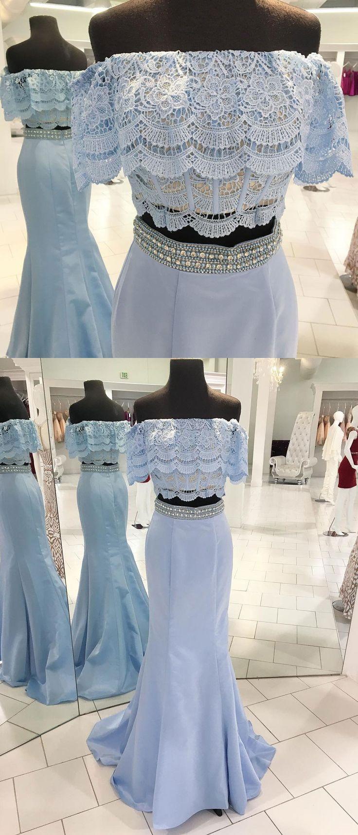 100 besten 2 Pieces Prom Dresses Bilder auf Pinterest ...