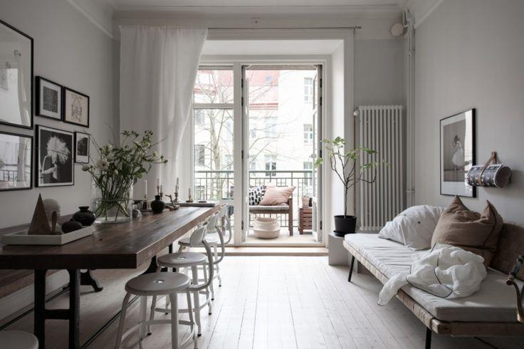 Gravity Home: Beautiful Scandinavian Studio Apartment
