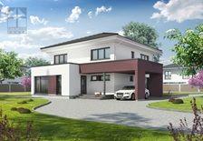 Bungalow, Holzhäuser, Fertighäuser, Mehrgenerationenhaus, Holzhaus, Fertighaus  - Zweigeschossige Häuser