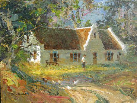 Tony De Freitas - Africa do Sul