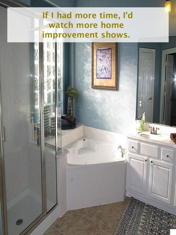 8 Budget Methods To Remodel Your House To Help It Look New Again And Add Value Too In 2020 Jacuzzi Tub Bathroom Corner Jacuzzi Tub Corner Tub