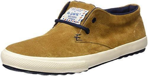Oferta: 65€. Comprar Ofertas de El Ganso New Model Cuero Suede   - Zapatillas para hombre, color marrón, talla 43 barato. ¡Mira las ofertas!