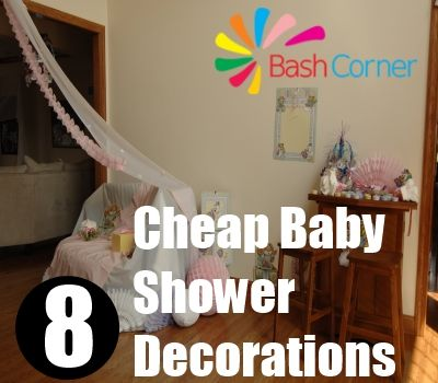 17 best ideas about cheap baby shower decorations on pinterest baby boy shower decorations - Baby shower decorations cheap ...