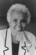 Rosemary Brown (1930 - 2003) was the first black woman elected to a Canadian Provincial Legislature  was the first black woman to run for the Leadership of a Canadian Federal Political Party (1975).  Rosemary Brown worked tirelessly for the causes she believed in: equality and rights for women, members of visible minorities and the disadvantaged.
