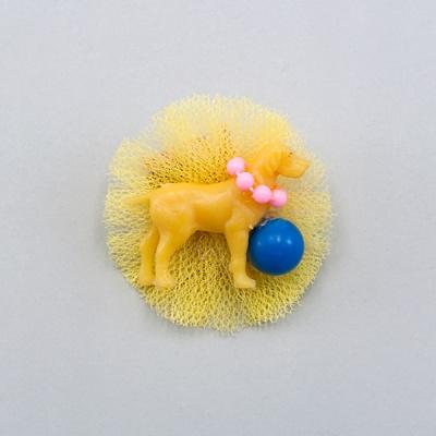 トイブローチ -cute pin