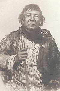 Shabbona ~ Chaubenee, Ottawa/ Potawatomi (c. 1775–1859)