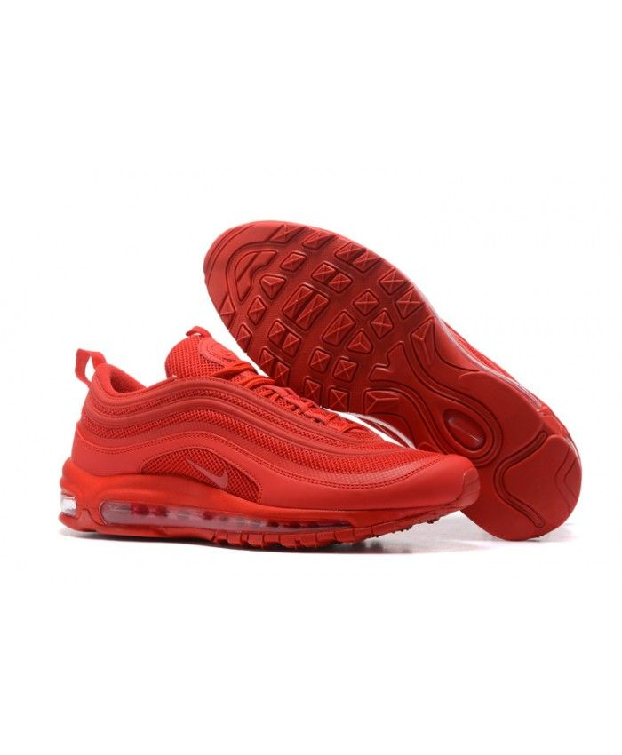 best service 82567 cc6d5 Nike Air Max 97 OG QS All Red Uk