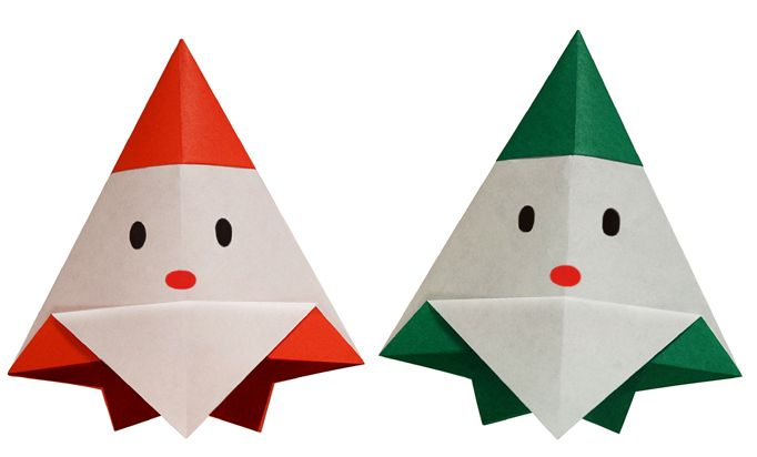 A Santa Mini Cap