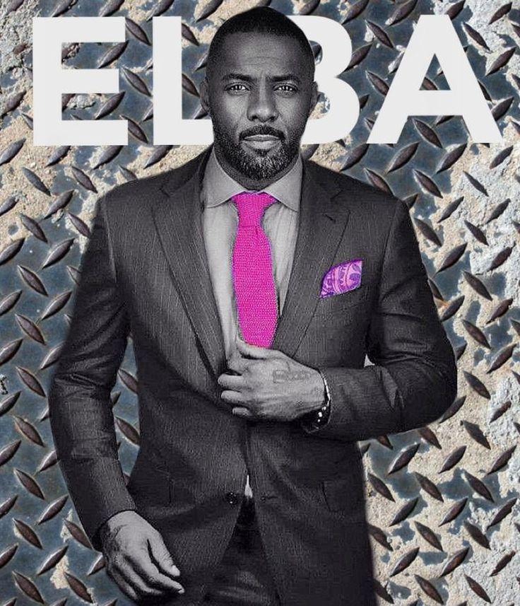Idris Elba @Bazaart