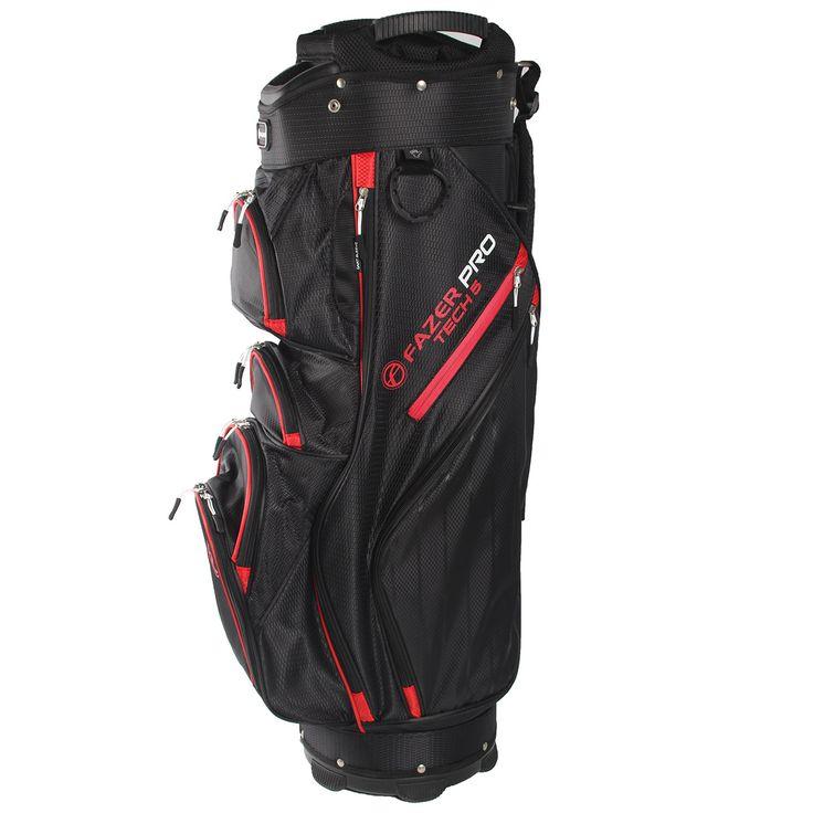 Fazer pro tech5 cart bag american golf golf bags golf