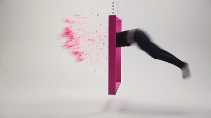 MTV hits - use of the color pink, which created a vibrant and coherent direction throughout the video.