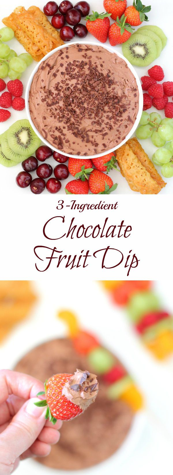the fruit of grisaia healthy fruit dip recipe