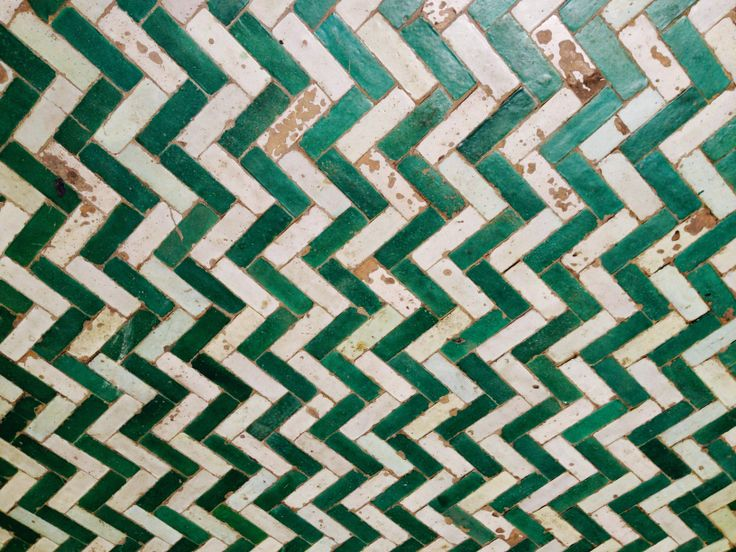KINSA in Morocco - Tiles