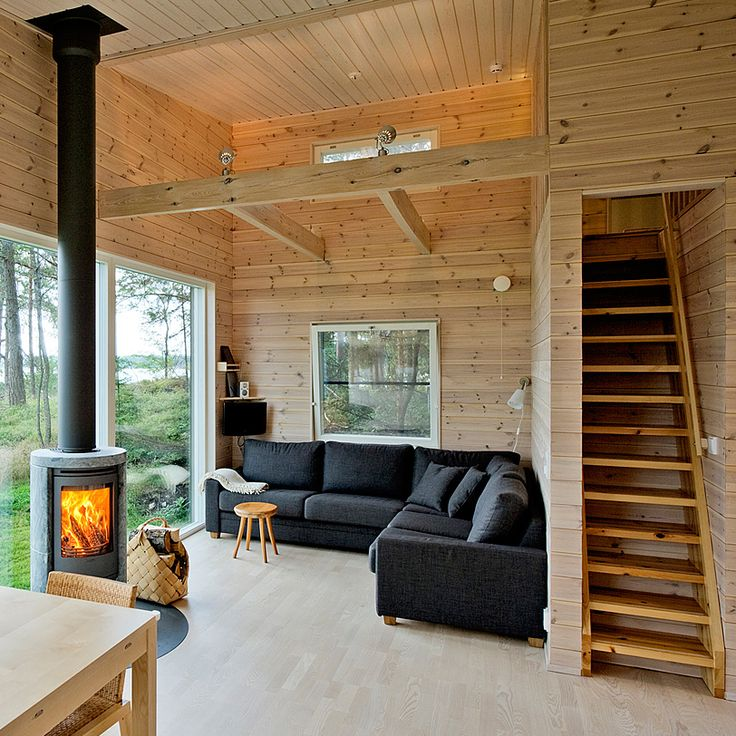 Summer cabin by Sunhouse from Finland
