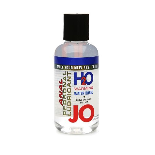 Looking for something to keep you warm this winter? Try our System JO H2O Anal Warming Lube!  Its great for solo or Couples Play!
