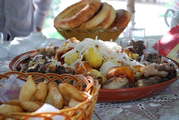 """Dymdama"""" - Traditional Kyrgyz Food"""