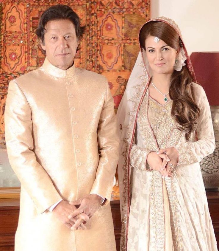 Imran Khan is marrying to the Reham khan