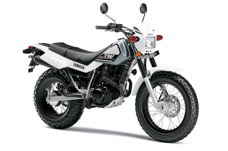 2015 Yamaha TW200