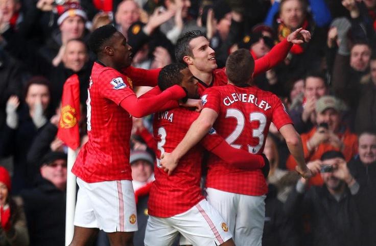 Manchester Utd vs. Liverpool  2-1