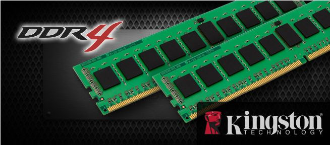 # RAM - Kingston ValueRam DDR4 2133MHz 16GB