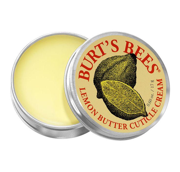 Lemon Butter Cuticle Cream 17g | Burt's Bees | BIOVEA - • Hidrata as cutículas com ingredientes completamente naturais • Nutre as unhas • Delicioso aroma de limão   O CREME PARA CUTÍCULAS - LEMON BUTTER da Burt's Bees® é um creme para cutículas de manteiga de limão que suaviza as cutículas com sua fórmula cremosa de óleo de amêndoa doce, vitamina E, óleo de girassol e manteiga de semente de cacau.