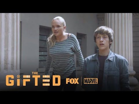 Lauren & Andy Combine Their Powers | Season 1 Ep. 4 | THE GIFTED - YouTube