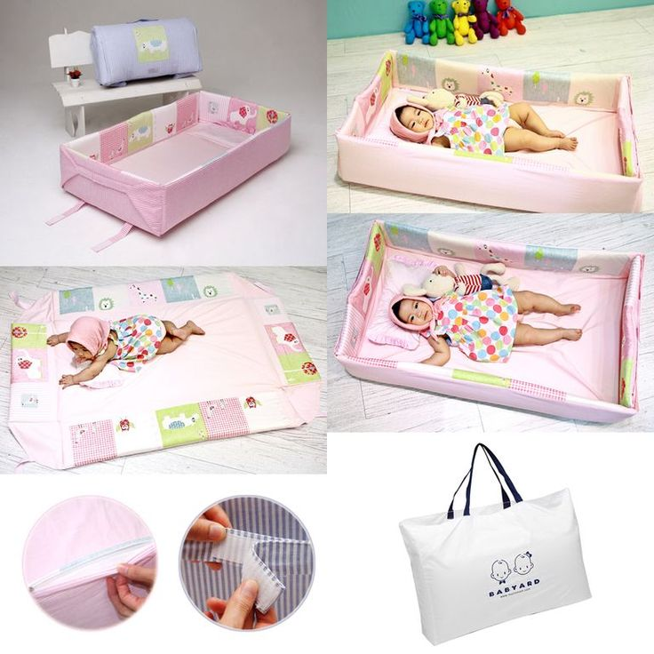 One touch portable baby bed (Popular model)