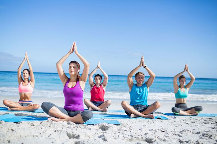 Whats On On Anna Maria Island  Yoga classes  YOGA ON THE ISLAND!  Anna Maria Island  11/06/2017  YOGA ON THE ISLAND!  ISLAND YOGA SPACE  9805 Gulf Drive Anna Maria  Located at the north end of beautiful Anna Maria Island Island Yoga Space offers daily classes and creative workshops in a unique tranquil setting. Their upstairs studio directly across from the white sands and turquoise waters of the Gulf of Mexico is the Islands original and premier location for practicing yoga. They offer a…