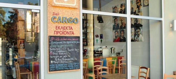 deli cargo signs