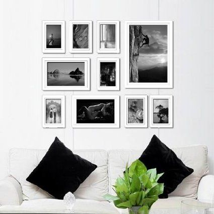 Multi Frame Wall Art 21 best rame foto images on pinterest | multi photo, photo