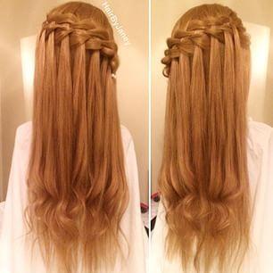 Instagram foto por hairbyjaney - ⭐️ 5 vertente cachoeira trança ⭐️ #youtubetutorial #lillyghalichi #hudabeauty #modernsalon #weddingupdo #bridalhair #bridalupdo #updo #instabraid #hairpostos #cutegirlshairstyles #summerhair #beachhair #ipweeklydo #beachhair #beachywaves #beachday #sunnyday # braidtrends #braidsforgirls #braidphotos #bridalupdo #long_hairstyles #longhairdontcareamazing_prettybraidsforgirlscutegirlshairstylesbrooklynandbaileyinstabraidbraidtrendsbraidphotos…