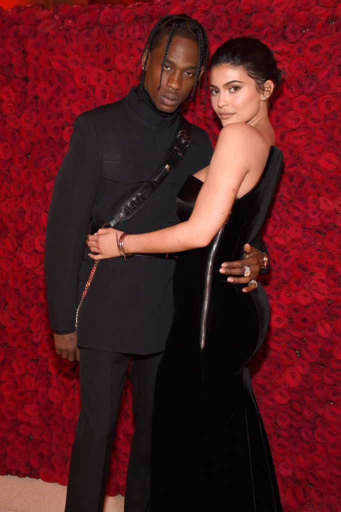 a9d894fa7ad4 Kylie Jenner Just Shared the Cutest Photos of Travis Scott and Baby Stormi  - Cosmopolitan.com