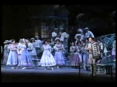 Franz Lehar, THE MERRY WIDOW In English 27 03 1996 - New York City Opera - YouTube