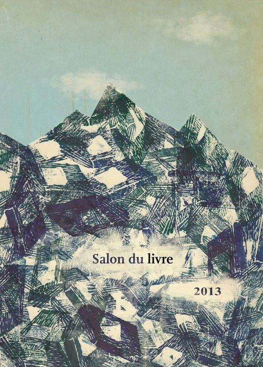 proposition pour le salon du livre de paris - lucia calfapietra
