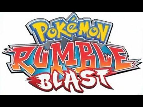 Pokemon Rumble Blast (3DS CIA) - http://madloader.com/pokemon-rumble-blast-3ds-cia/
