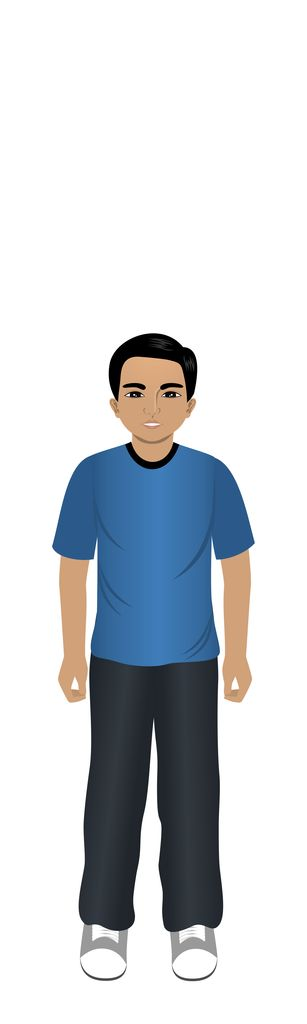 Arjun - eLearning avatar for Adobe Captivate, Camtasia, and Storyline.