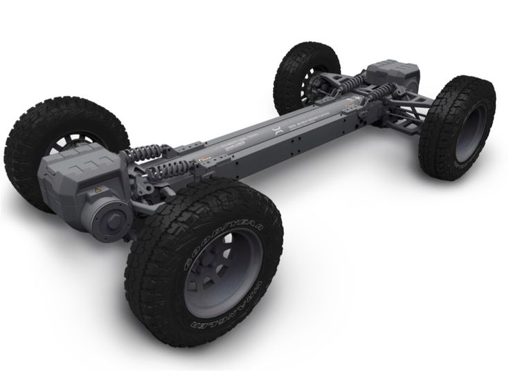 Vehicle platforms for advanced mobility, including manned and unmanned vehicle applications.
