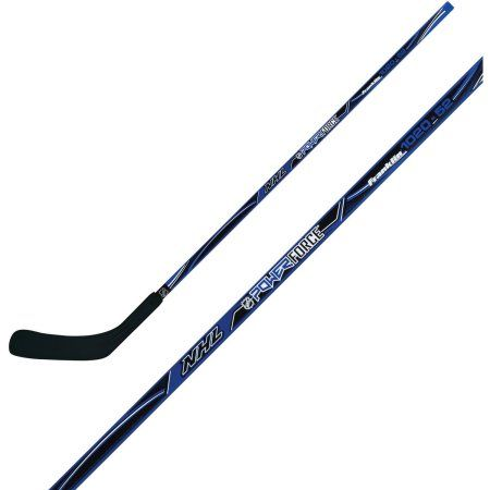 Franklin Sports NHL Blue 40 inch Power Force Right Shot Street Hockey Stick