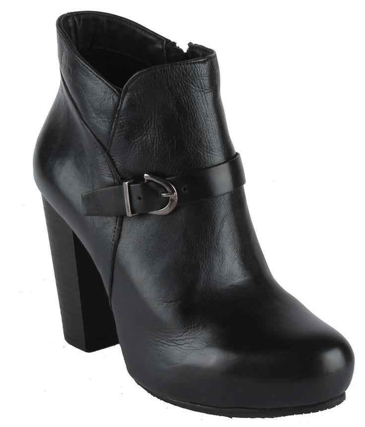Loved it: Salt N Pepper Black Block Boots, http://www.snapdeal.com/product/salt-n-pepper-black-block/1001725079